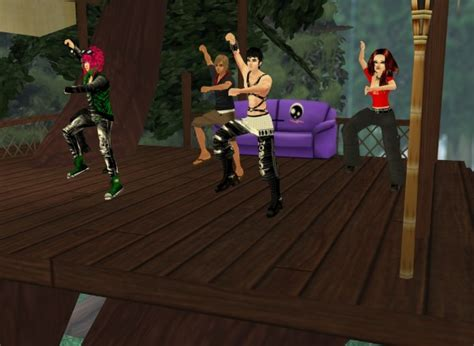 chat room with avatars gangnam style worlds for