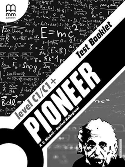 Combobooks E-Shop. PIONEER C1/C1+ Test Booklet