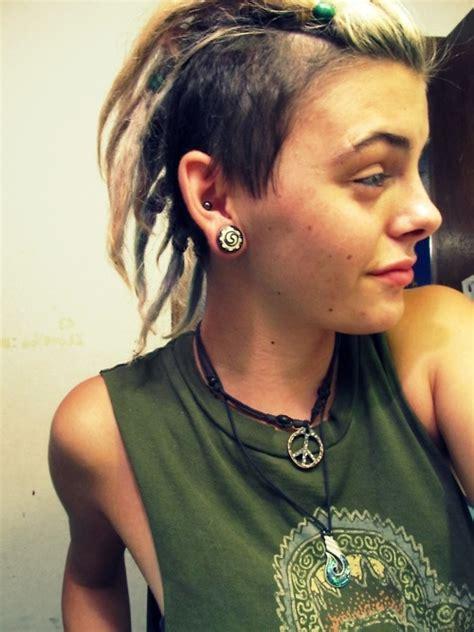 punk haircuts near me dreadhawk google search chaotic hair inspiration