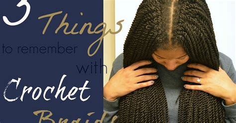 i want crochet braids but my hair is very very thin 3 things to remember with crochet braids just mi
