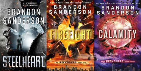 the reckoners trilogy chapterized brandon sanderson