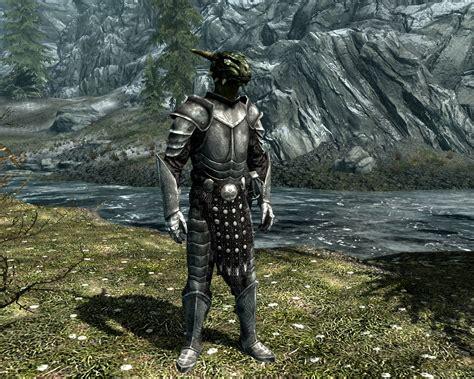 skyrim steel plate armor knight steel plate armor at skyrim nexus mods and community