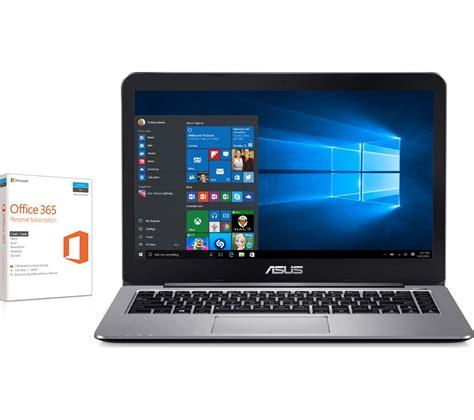 Laptop Asus Vivobook buy asus vivobook l403 14 quot laptop grey free delivery currys