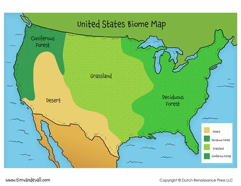 america map biome united states biome map tim de vall