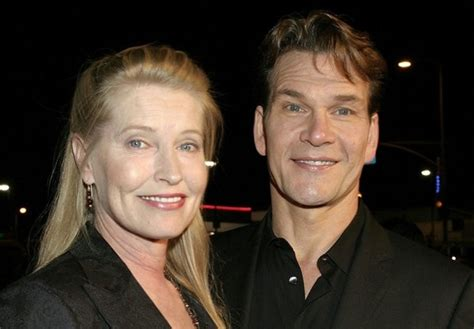 lisa niemi and patrick swayze children patrick swayze s biggest regret was not having kids