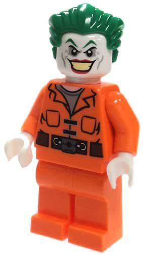 Lego Joker Prison The Batman Lebq Bootleg lego dc superheroes minifigures