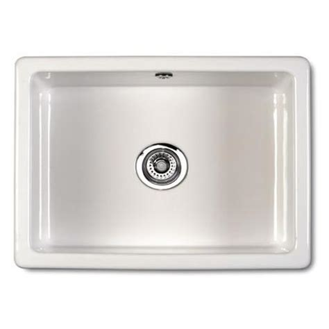 Reginox Kitchen Sinks by Reginox Inset Classic Ceramic Kitchen Sink At