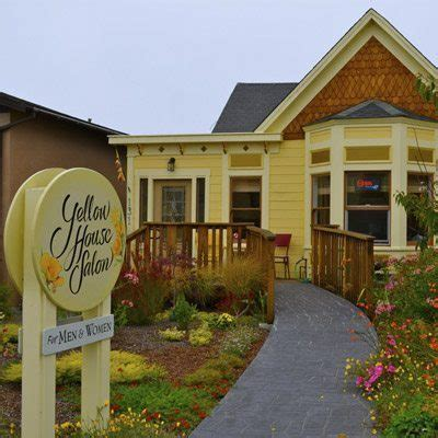 Yellow House Salon Visit Mendocino County