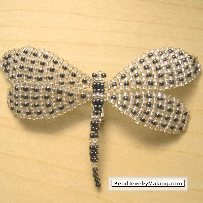 beaded dragonflies free patterns back next beaded