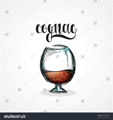 how to do whiskey on doodle fit color cognac in glass with calligraphy sketch glasses