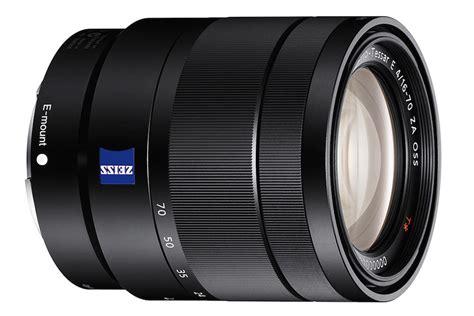 Lensa Sony Zeiss 16 70mm F4 Oss sony zeiss vario tessar t e 16 70mm f 4 za oss reviews