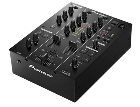 Mixer Audio Pioneer djm 350 2 channel dj mixer with effects pioneer