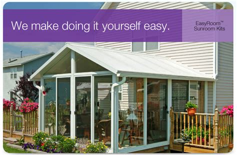 sunrooms patio enclosures kits