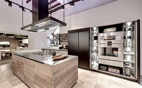 spacious design modern spacious kitchen designs by varenna