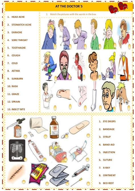 at the at the doctor 180 s exercises