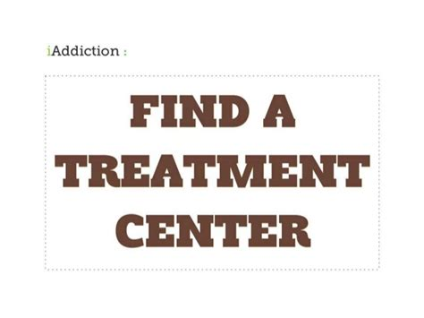 Find Detox Center by Find The Right Addiction Treatment Center