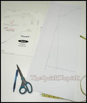 pattern drafter maria the quick unpick pattern drafting the smart way