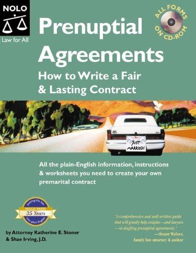 How Would You Draft Your Prenup by Prenuptial Agreements How To Write A Fair And Lasting