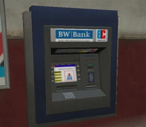 banking bw bank atm switzerland and germany geldautomaten schweiz und