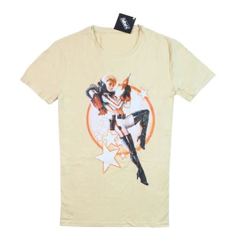 fallout 4 nuka cola pin up t shirt medium heather beige fallout 4 nuka cola pin up t shirt medium heather beige