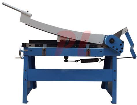 bench guillotine guillotine shear 40 quot x 20 gauge sheet metal plate cutting