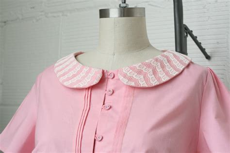 Hq 3926 Outer Lace tutorial how to make a lace overlay collar colette