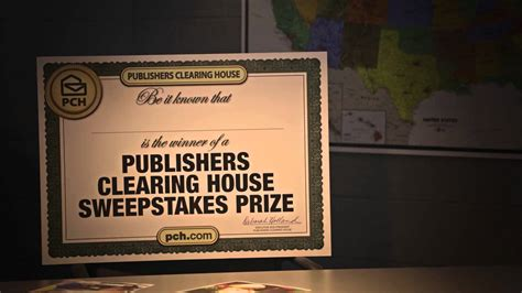 Publishers Clearing House Sign In - lucky the pch big check gets interrogated youtube