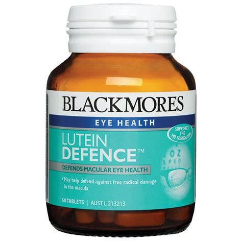Blackmores Macu Vision 150 Tablets blackmores lutein defence 60 tablets epharmacy