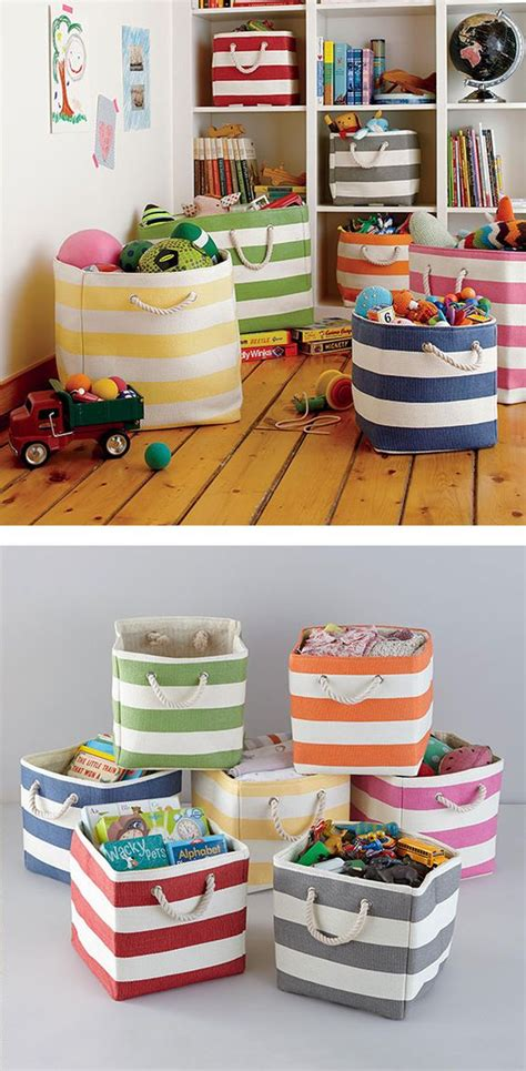 Children Toys Chic Living Room And Storage Bins On Pinterest Storage Bins For Rooms