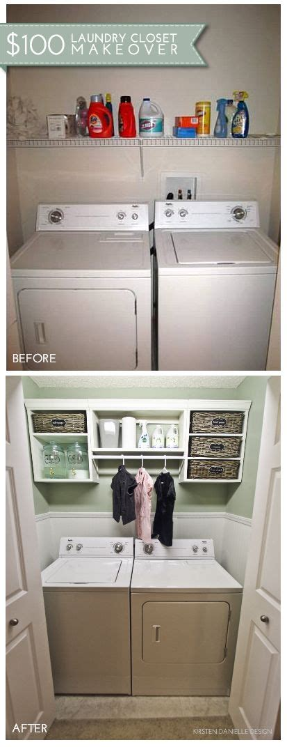 What Do I Need In Closet by 25 Best Ideas About Laundry Room Organization On