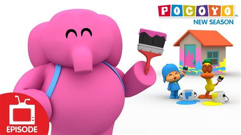 colors of episode pocoyo in house of colors new season