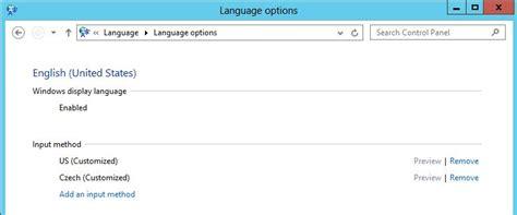 keyboard layout settings windows 8 setting default keyboard layout in windows 8 windows