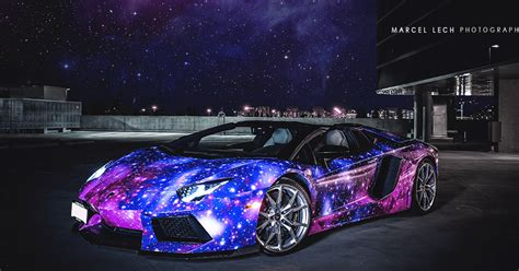 galaxy lamborghini wallpaper galactic lamborghini aventador roadster autofluence