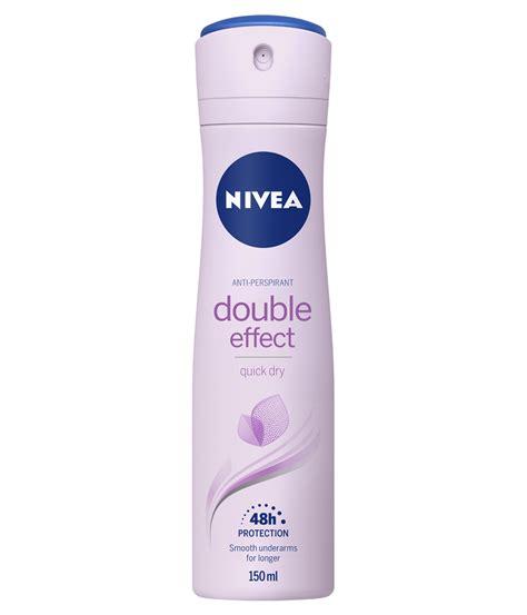 Nivea Deodorant effect deodorant spray anti perspirant nivea