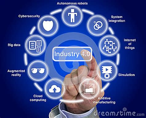 the 20 key technologies of industry 4 0 and smart factories the road to the digital factory of the future the road to the digital factory of the future books industry 4 0 concept illustration infographic stock