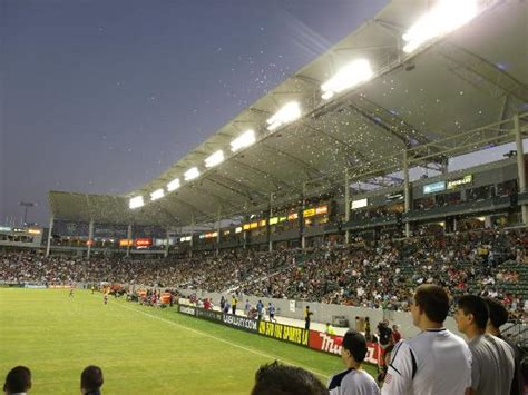 en la cancha partido los angeles galaxy vs las chivas usa