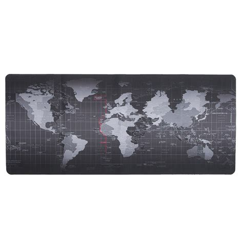 large gaming mouse pad black mousepad mouse mat keyboard