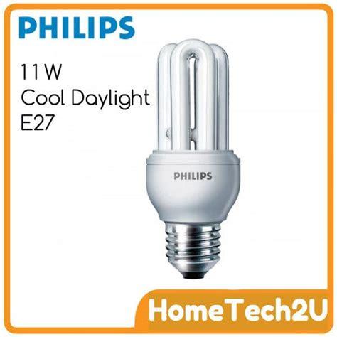 Lu Philips Genie 11w Watt philips energy saving l bulb genie 11w e27 cool