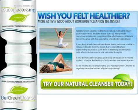 Healthy Detox Reviews by Our Green Cleanse Review Best Detox Cleanse For