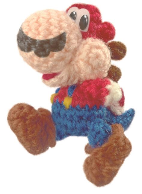 pattern for yarn yoshi take a look at some of the unlockable amiibo patterns for