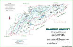 hawkins map what s new hawkins county genealogy history a