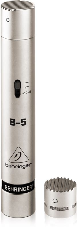 Diskon Mic Studio Condensor Behringer C 1 behringer b 5 small diaphragm condenser mic