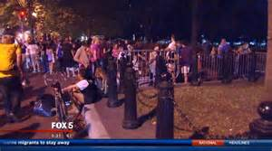 parking near the white house cancer stricken kids parents booted from d c vigil ny daily news