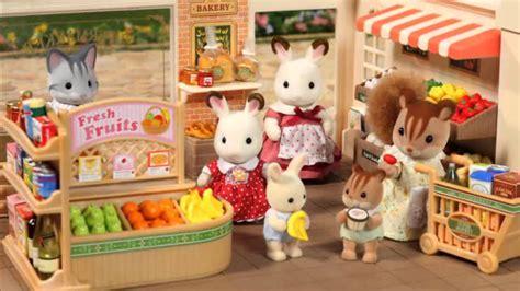 Sylvanian Families Original Supermaket sylvanian families supermarket