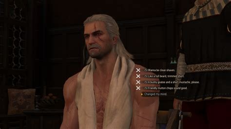 Witcher 2 Hairstyles by The Witcher 3 Hunt Guide How To Get Hairstyles