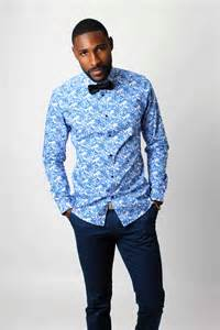 Collar Shirt With Bow Tie Blue white button up shirt with blue bow tie pictures to pin on pinsdaddy