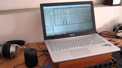 Laptop Asus N550jk asus n550jk fitur audio