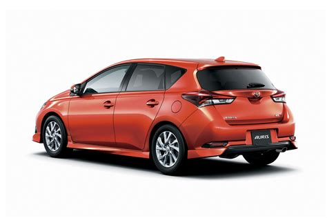 Jdm Toyota Jdm Toyota Auris Facelift Gets Priced And 1 2l Turbo