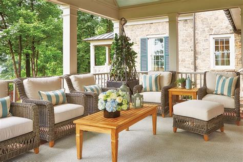 15 ways to arrange your porch furniture how to decorate