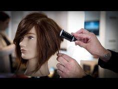 cuts by matt beck cutting a quick bob haircut on curly or straight hair